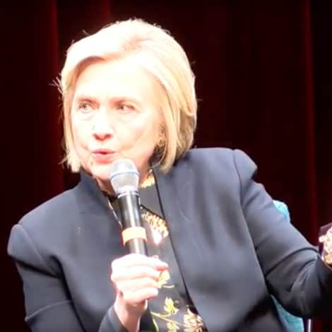 HILLARY IN NEW HAMPSHIRE? Clinton Speaks with Students, Sparks Election Rumors