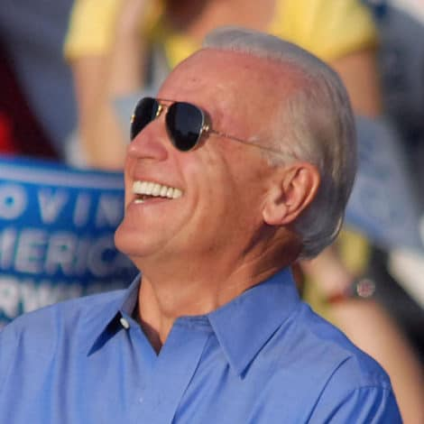 LURCHING LEFT: Joe Biden Backs Complete 'Decriminalization' of Marijuana Across the USA