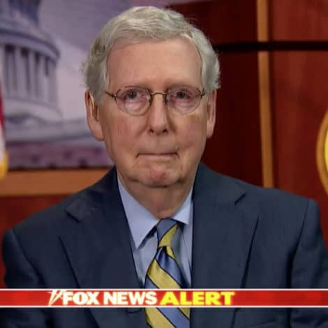 McCONNELL ON HANNITY: The Russia Investigation 'IS OVER' and It's Time to 'LET IT GO'