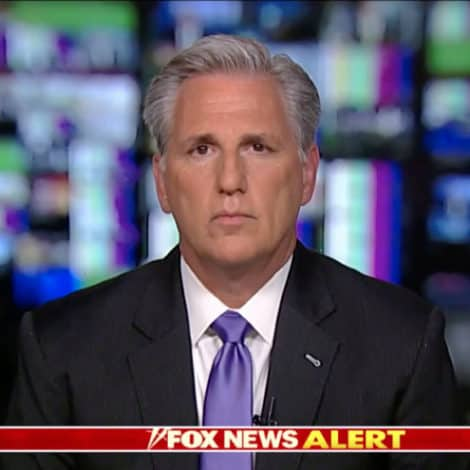 McCARTHY ON HANNITY: Democrats Decided to IMPEACH Trump the Day After 2016 Election