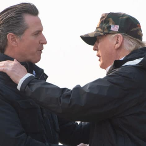 NEWSOM'S NIGHTMARE: President Trump Claws Back $1 BILLION from California After Epic Rail Project Failure
