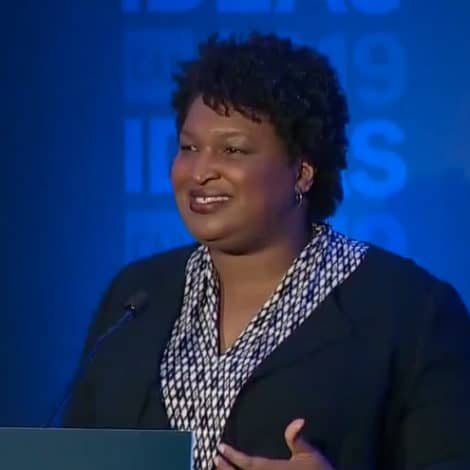 DELUSIONAL: Failed Candidate Stacey Abrams Says Using 'Identity Politics' Is 'Exactly How We Won'