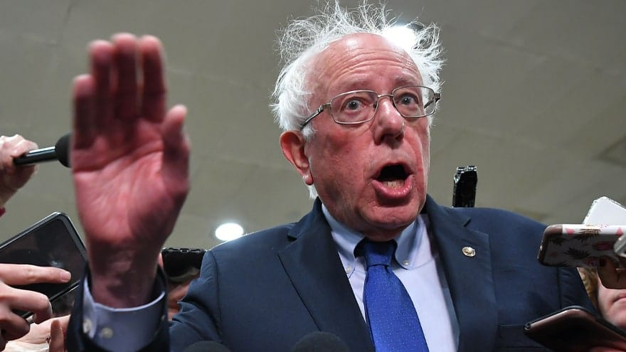 Partner Content - CLIMATE CRAZY: Bernie Votes Against New Trade Deal, Says 'Not a Single D...