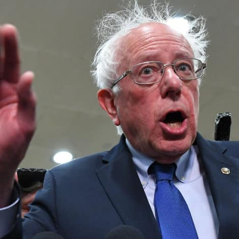 SOCIALISM USA! Bernie Unveils New Plan to Fight 'Unfettered Capitalism,' Promote 'Worker Ownership'
