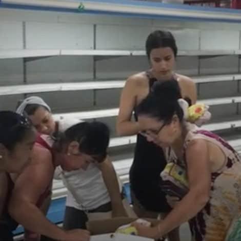 SOCIALIST PARADISE? Cuba Faces Massive Food Shortages, Super Markets Run Dry, Rations Implemented