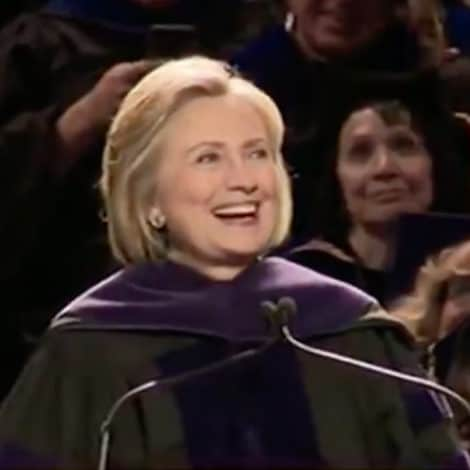 TOTAL DENIAL: Hillary Hints at 'Madam President' During NYC Speech, Says Trump 'Assaulting' Laws