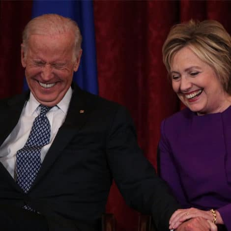 HISTORY REPEATING? Democratic Strategists Worried Biden Campaign 'Too Similar' to Hillary's Election Disaster