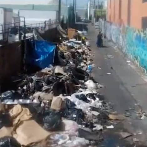 CALIFORNIA CRISIS: Los Angeles 'Rotting Trash Piles' Now 'Sky-High,' Experts Warn of 'New Epidemic'