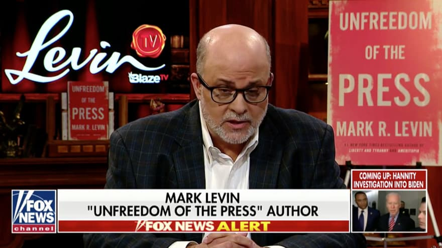 Partner Content - LEVIN ON HANNITY: Every President Has Theoretically 'Abused Power'