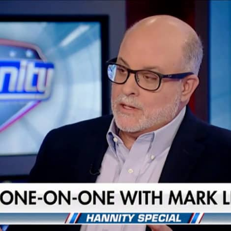 EXCLUSIVE: Mark Levin Stops by 'Hannity' to Discuss His Latest Bestseller and the Russia Probe