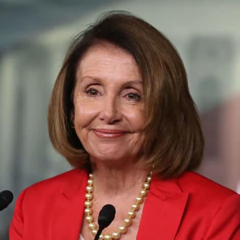 NANCY CAVES: Pelosi Backtracks, Claims Democrats 'Never Said' There Wasn't a Crisis at the Border