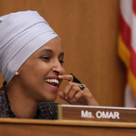 ANOTHER CONSPIRACY? Omar Says Trump 'Weaponizing the Census' to Benefit 'Non-Hispanic Whites'