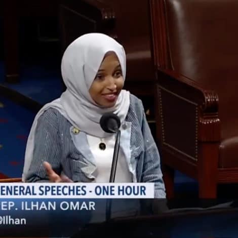 OMAR ERUPTS AGAIN: Rep. Omar Trashes 'Religious Fundamentalists' for Attacking 'Rights of Women'