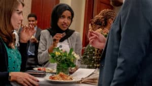 REPORT: Rashida Tlaib, Ilhan Omar Host Ramadan Feast for the First Time in US History at the Capitol