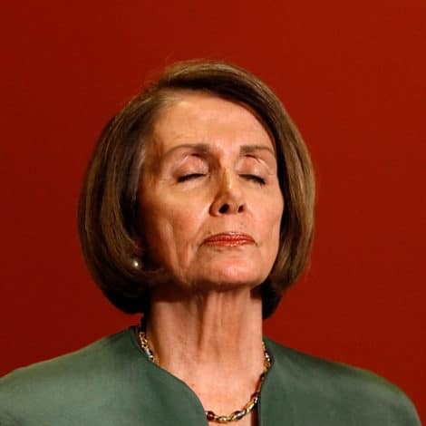PELOSI UNDER PRESSURE: Nancy Tells Dems Don't 'Bring Impeachment' Without 'All the Facts'