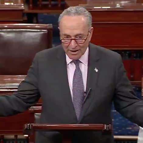 TOTAL DENIAL: Schumer Says McConnell Trying to 'COVER UP' Mueller Report, Wants More 'Investigations'