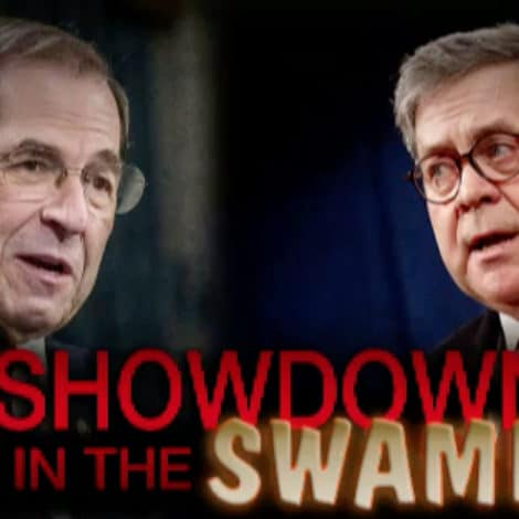 SHOWDOWN IN THE SWAMP: Hannity Says Nadler Now Demanding the Attorney General 'Commit a Crime'