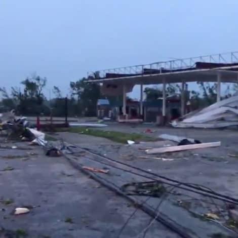 'CATASTROPHIC DAMAGE': A Massive Tornado Strikes Missouri's Capital, At Least 3 Killed, Dozens Injured