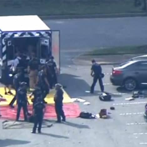 At Least 11 Dead, 6 Injured After Shooting at Virginia Beach Municipal Complex