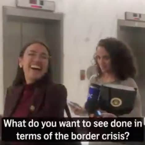 AOC IMPLODES: Ocasio-Cortez Says Republicans Running 'Torture Project' Along US-Mexico Border