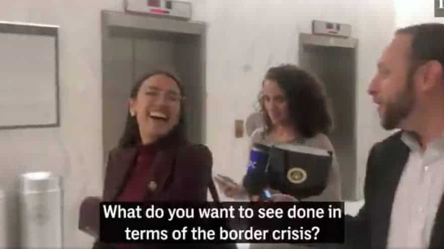 Partner Content - AOC IMPLODES: Ocasio-Cortez Says Republicans Running 'Torture Project' Along US-Mexico Border