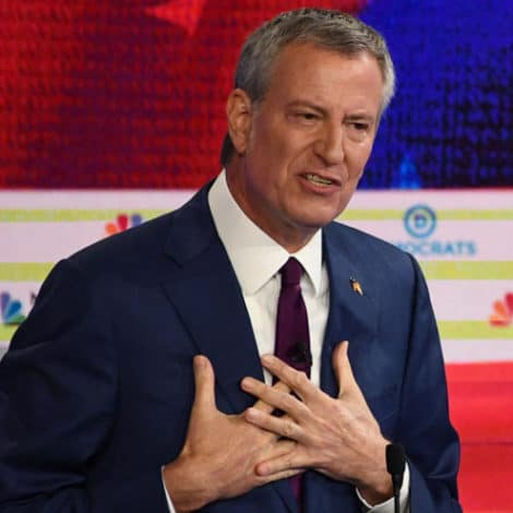 DE BLASIO ROCKED: NYPD Police Union TRASHES Bill de Blasio After Democratic Debate