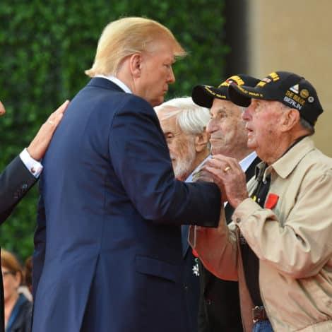 D-DAY 75: CNN'S Acosta, 'Morning Joe' Scarborough Praise Trump's Historic D-Day Address