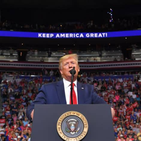 MEGA MAGA: Donald Trump Raises $24 MILLION in First 24 HOURS of 2020 Campaign