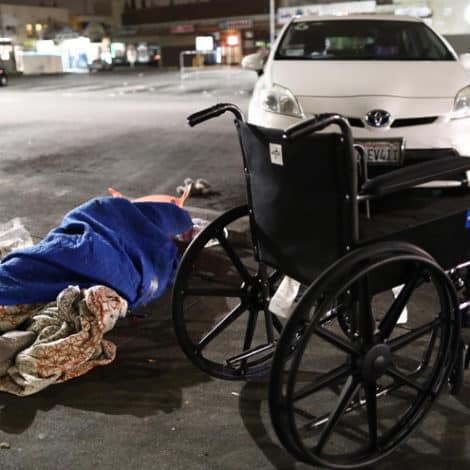 HOMELESS, RATS, TRAFFIC: New Poll Shows LA Residents 'Most Stressed' in the United States