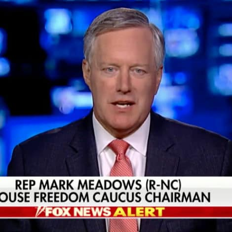 MEADOWS ON HANNITY: The Attorney General Will 'Get to the Bottom' of Deep State Corruption