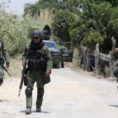 MEXICO MOVES: Mexico Deploys 15,000 Troops to the US Border to Crackdown on Illegal Immigration