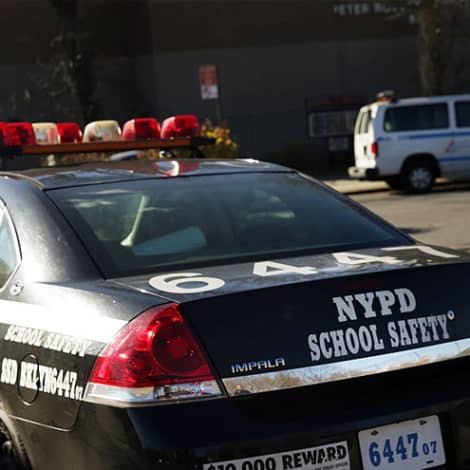 DE BLASIO'S NYC: NYPD to Stop Arresting Students for 'Low-Level' Crimes in Public Schools