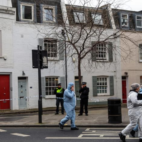 ANARCHY IN THE UK: London Police Increase Patrols After Four People Murdered Over the Weekend