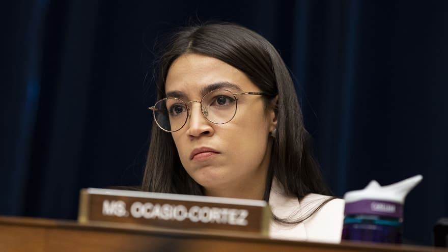 Partner Content - AOC: Trump Administration 'Now Targeting Pregnant Women,' Calls on Offic...