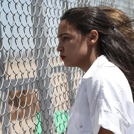 AOC IN TROUBLE: 'Americans Against Anti-Semitism' SLAM Ocasio-Cortez' 'Concentration Camp' Remarks