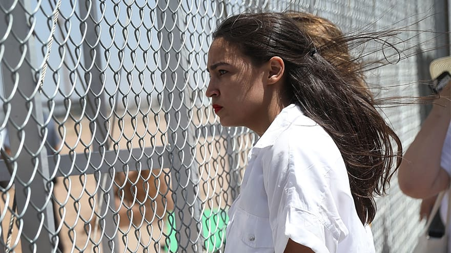 Partner Content - AOC IN TROUBLE: 'Americans Against Anti-Semitism' SLAM Ocasio-Cortez' 'Concentration Camp' Remarks