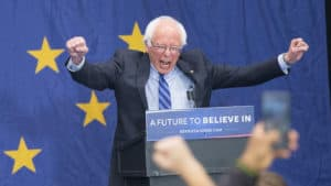 BIDEN IN TROUBLE: Latest Poll Shows BERNIE SANDERS Now in First Place in New Hampshire