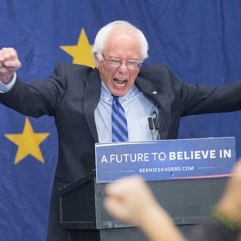 PROFESSOR SANDERS? Bernie to Deliver Major Speech on 'Socialism,' Says USA Has 'Unfinished Business'