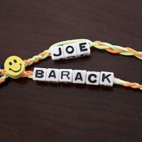 'IS THIS A JOKE?' Joe Biden Mocked for 'Light' Campaign Schedule, Obama 'Bromance' Bracelet
