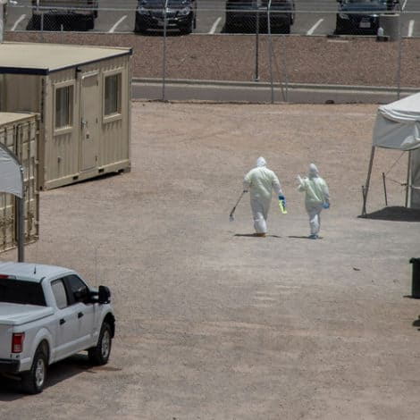 HEALTH SCARE AT THE BORDER: Agents Warned of 'Ebola,' Other Diseases at Migrant 'Holding Centers'