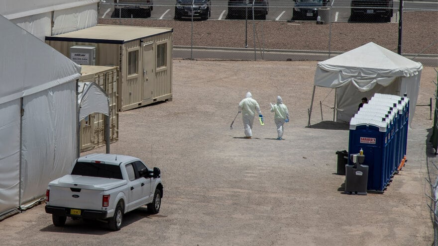 Partner Content - HEALTH SCARE AT THE BORDER: Agents Warned of 'Ebola,' Other Diseases at Migrant 'Holding Centers'