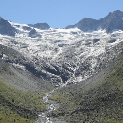 DOOMSDAY DELAY: National Parks Remove 'Glaciers Gone by 2020' Warning After 'Heavy Snowfall'