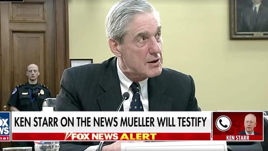 Partner Content - KEN STARR ON HANNITY: Bob Mueller Will Now Face 'Very Hard Questions' on Russia Probe