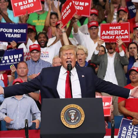 MAGA MONEY: President Trump Takes in More Cash in First 24 Hours than Biden, Bernie, Beto COMBINED