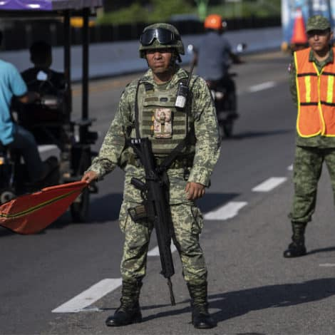 BREAKING: Mexico to 'Rapidly' Deploy Troops to Guatemala Border TODAY to Avoid Trump's Tariffs