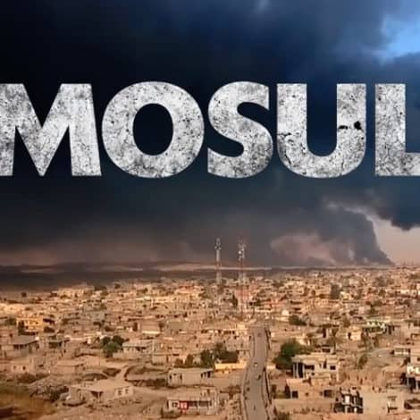 MUST SEE: Watch the Trailer for Dan Gabriel's Latest Film 'MOSUL' Now