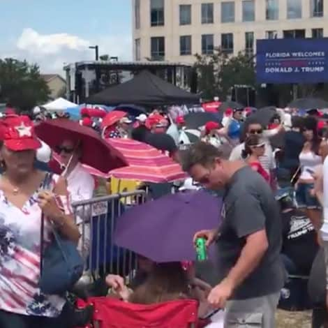 'MOTHER OF ALL MAGA': Supporters from All Over the US Descend on Orlando, 800 Watch Parties Organized