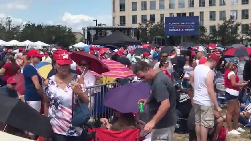 Partner Content - 'MOTHER OF ALL MAGA': Supporters from All Over the US Descend on Orlando, 800 Watch Parties Organized