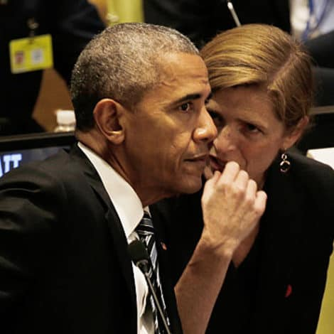 DEEP STATE DEPT: New Docs Show Obama's UN Amb. Exchanged Anti-Trump Emails on Government Accounts
