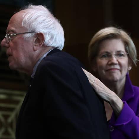 BERNIE IN TROUBLE: Elizabeth Warren Climbs to 2ND PLACE in California, Bernie Falls to 3rd